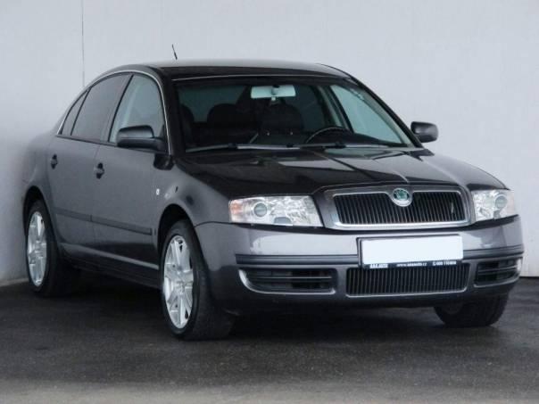 Škoda Superb 1.9 TDI, foto 1 Auto – moto , Automobily | spěcháto.cz - bazar, inzerce zdarma