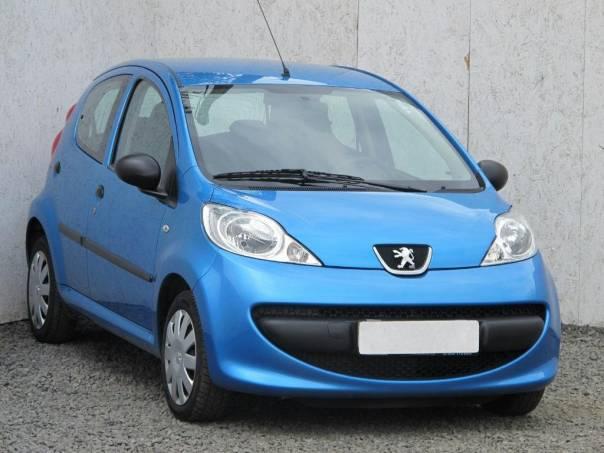 Peugeot 107 1.0, foto 1 Auto – moto , Automobily | spěcháto.cz - bazar, inzerce zdarma