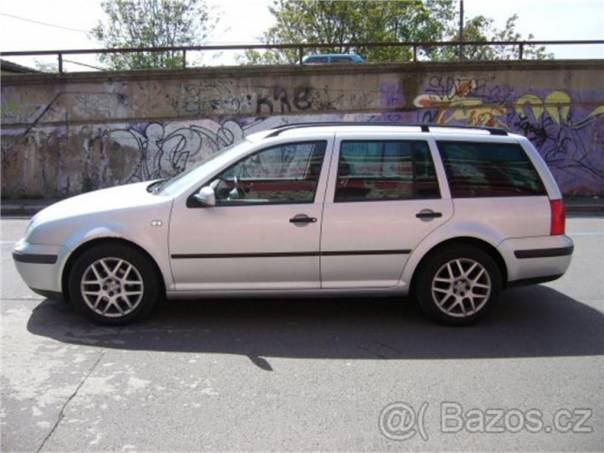 Volkswagen Bora 1.9 TDI 81Kw, 2002, 177 tis. km, nestočeno, foto 1 Auto – moto , Automobily | spěcháto.cz - bazar, inzerce zdarma