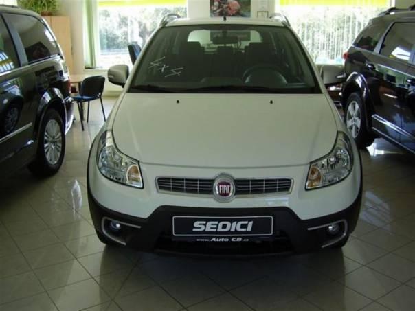 Fiat Sedici 1.6 16v Dynamic 4x4, foto 1 Auto – moto , Automobily | spěcháto.cz - bazar, inzerce zdarma