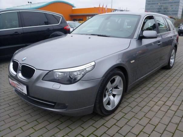 BMW Řada 5 520d SVĚTLÁ KŮŽE, bixenony, foto 1 Auto – moto , Automobily | spěcháto.cz - bazar, inzerce zdarma