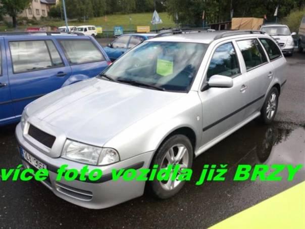 Škoda Octavia 1,6 SLX Combi + sada pneu, foto 1 Auto – moto , Automobily | spěcháto.cz - bazar, inzerce zdarma