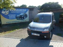 Renault Kangoo 1.4 ,eko zaplaceno , Auto – moto , Automobily  | spěcháto.cz - bazar, inzerce zdarma