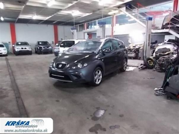 Seat Altea 2.0 TDi 2.0 TDi 4x4 Freetrack, foto 1 Auto – moto , Automobily | spěcháto.cz - bazar, inzerce zdarma