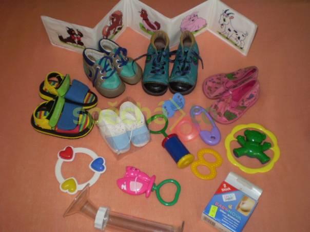 Botičky a hračky, foto 1 Pro děti, Dětská obuv    spěcháto.cz - bazar, inzerce zdarma