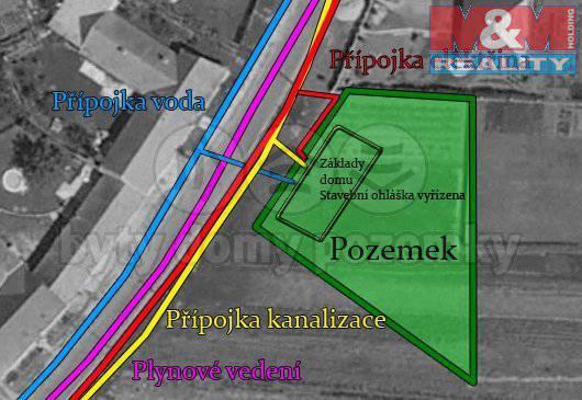 Prodej pozemku, Stošíkovice na Louce, foto 1 Reality, Pozemky | spěcháto.cz - bazar, inzerce