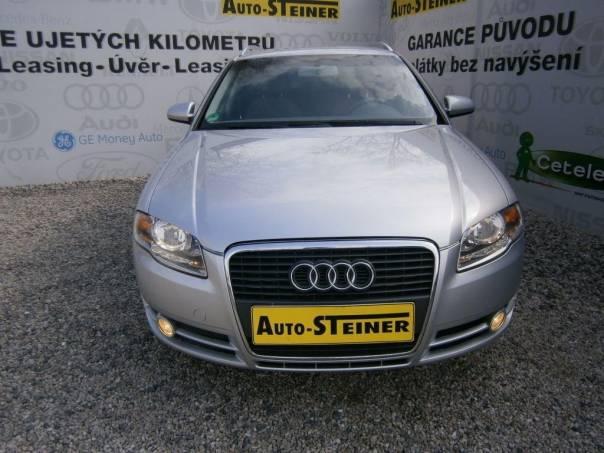 Audi A4 2.0 TDI Automat, 1. Majitel, Servis, foto 1 Auto – moto , Automobily | spěcháto.cz - bazar, inzerce zdarma