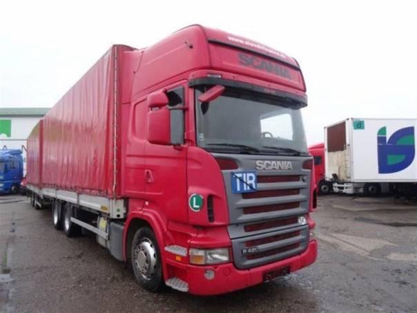 R420 6x2 centrálna zhňovačka s bočnicami>vin 08, foto 1 Užitkové a nákladní vozy, Nad 7,5 t | spěcháto.cz - bazar, inzerce zdarma