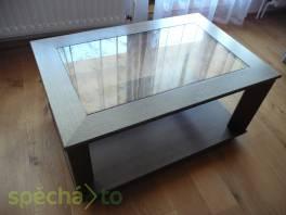 Konferenční stolek , Bydlení a vybavení, Stoly a židle  | spěcháto.cz - bazar, inzerce zdarma