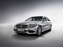 Mercedes-Benz Třída C C 220 d 4M