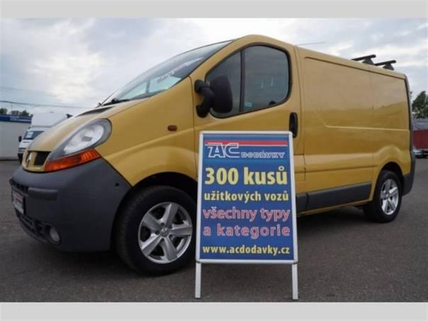Renault Trafic L1H1 1,9 DCI, foto 1 Užitkové a nákladní vozy, Do 7,5 t | spěcháto.cz - bazar, inzerce zdarma