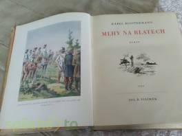 Mlhy na Blatech , Hobby, volný čas, Knihy  | spěcháto.cz - bazar, inzerce zdarma