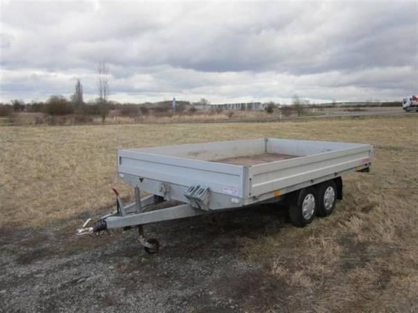 DN B2 4,14/2,47/0,35 - valník, foto 1 Užitkové a nákladní vozy, Přívěsy a návěsy | spěcháto.cz - bazar, inzerce zdarma