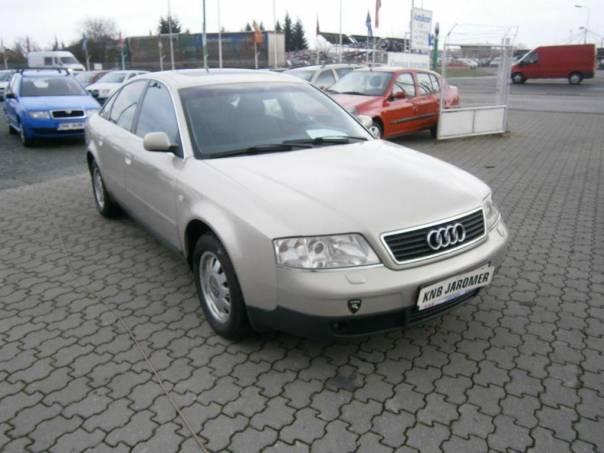 Audi A6 2.5 TDI Quattro výborný stav, foto 1 Auto – moto , Automobily | spěcháto.cz - bazar, inzerce zdarma