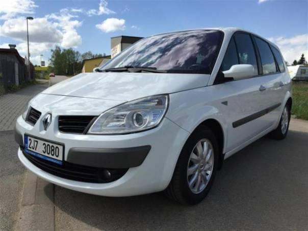 Renault Grand Scénic 2.0 135 PS 7 MÍST TOP STAV  PŮVOD ČR TAŽNE ZAŘ, foto 1 Auto – moto , Automobily | spěcháto.cz - bazar, inzerce zdarma