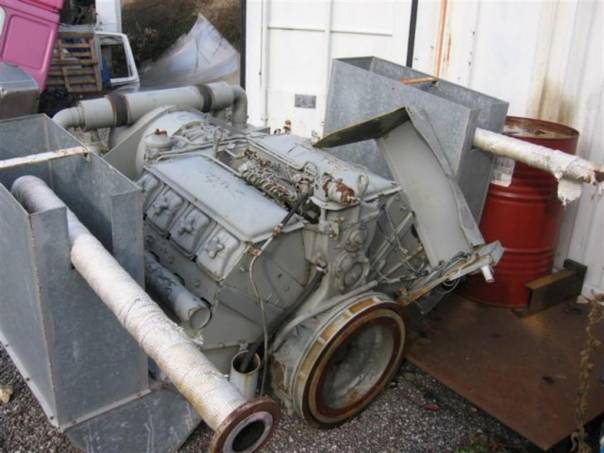 A 8 L 714 Motor, foto 1 Náhradní díly a příslušenství, Ostatní   spěcháto.cz - bazar, inzerce zdarma