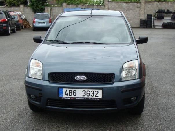 Ford Fusion 1.4i AUTOMAT, foto 1 Auto – moto , Automobily | spěcháto.cz - bazar, inzerce zdarma