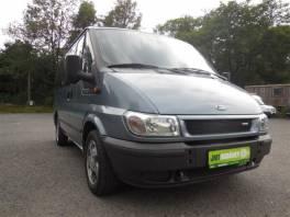 Ford Transit 2,0 92KW EUROLINE 7MÍST KLIMA , Užitkové a nákladní vozy, Autobusy  | spěcháto.cz - bazar, inzerce zdarma