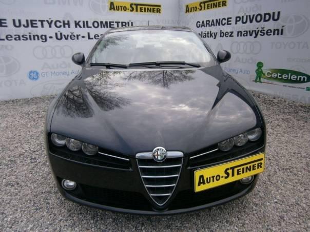 Alfa Romeo 159 1.9JTD 1. Majitel, Kůže, Serviska, foto 1 Auto – moto , Automobily | spěcháto.cz - bazar, inzerce zdarma