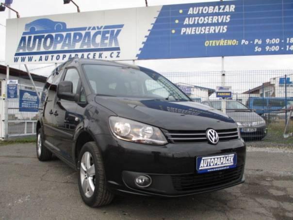 Volkswagen Caddy 1,6 TDI Comfortline, 7 míst, foto 1 Auto – moto , Automobily | spěcháto.cz - bazar, inzerce zdarma