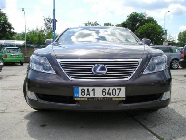 Lexus Řada LS 5,0i HYBRYD NAVI KUZE SERVISKA, foto 1 Auto – moto , Automobily | spěcháto.cz - bazar, inzerce zdarma
