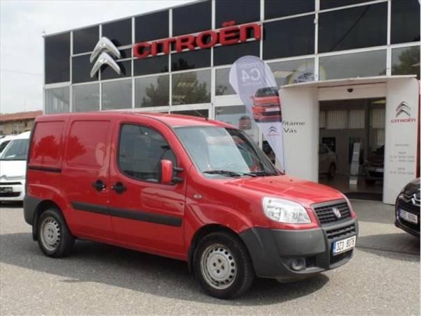 Fiat Dobló cargo 1,3 JTD, foto 1 Užitkové a nákladní vozy, Do 7,5 t | spěcháto.cz - bazar, inzerce zdarma