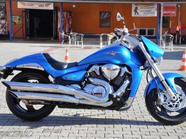 Suzuki  Intruder M1800 R Limited Edition blue/white 2012, foto 1 Auto – moto , Motocykly a čtyřkolky | spěcháto.cz - bazar, inzerce zdarma
