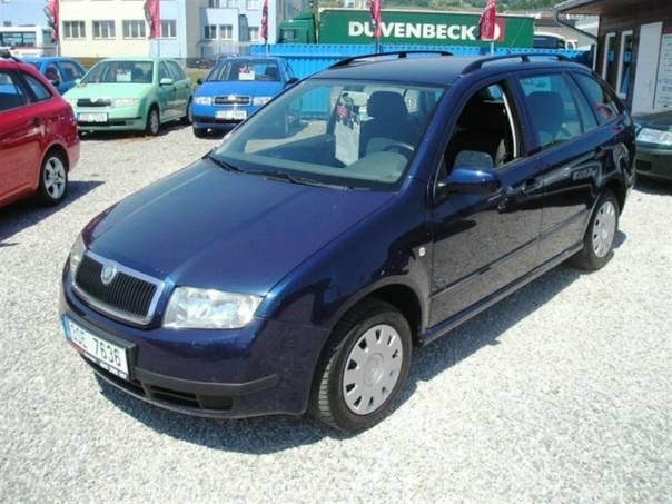 Škoda Fabia 1,4i 16V 101PS KLIMA, foto 1 Auto – moto , Automobily | spěcháto.cz - bazar, inzerce zdarma