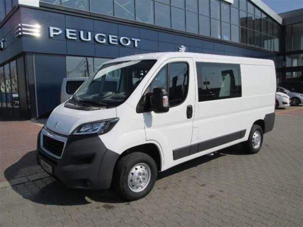 Peugeot Boxer 2.2HDi 110k L2H1 Durisotti, foto 1 Užitkové a nákladní vozy, Do 7,5 t | spěcháto.cz - bazar, inzerce zdarma