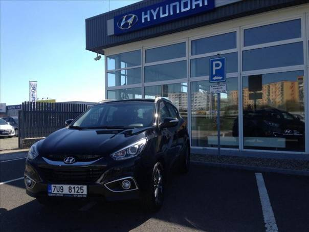 Hyundai ix35 1.7 Diesel, polokůže, dualklima, foto 1 Auto – moto , Automobily | spěcháto.cz - bazar, inzerce zdarma