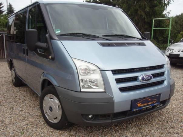 Ford Transit Tourneo 2,2Tdci 96Kw 8míst, foto 1 Užitkové a nákladní vozy, Autobusy | spěcháto.cz - bazar, inzerce zdarma