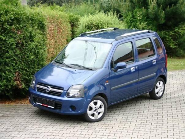 Opel Agila 1.3 CDTI, foto 1 Auto – moto , Automobily | spěcháto.cz - bazar, inzerce zdarma