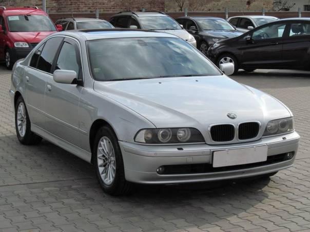 BMW Řada 5  3.0 i, Serv.kniha, automat, foto 1 Auto – moto , Automobily | spěcháto.cz - bazar, inzerce zdarma