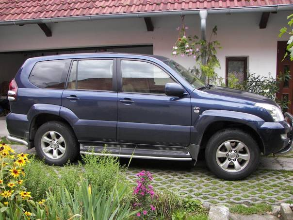 Toyota Land Cruiser 120, foto 1 Auto – moto , Automobily | spěcháto.cz - bazar, inzerce zdarma