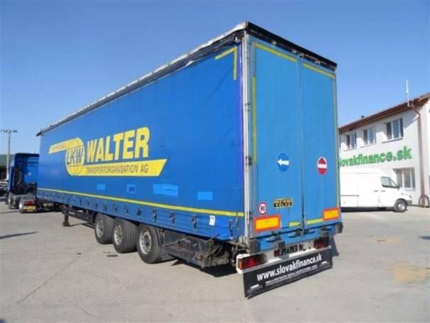 Lowdeck, trojstranka >VIN 690, foto 1 Užitkové a nákladní vozy, Přívěsy a návěsy | spěcháto.cz - bazar, inzerce zdarma