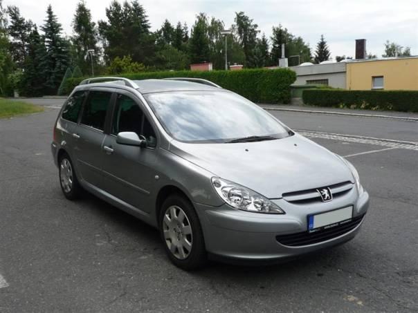 Peugeot 307 SW, foto 1 Auto – moto , Automobily | spěcháto.cz - bazar, inzerce zdarma