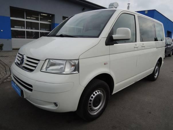 Volkswagen Transporter 2,5 TDi klima, foto 1 Užitkové a nákladní vozy, Do 7,5 t | spěcháto.cz - bazar, inzerce zdarma
