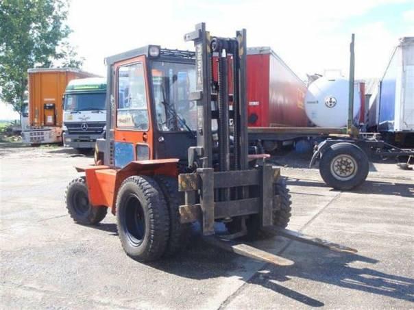 DESTA vysokozdvižný vozík, foto 1 Pracovní a zemědělské stroje, Vysokozdvižné vozíky | spěcháto.cz - bazar, inzerce zdarma