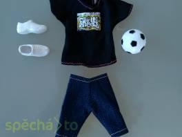 NOVÉ! Set pro Kena (od Barbie), tričko + kraťasy + boty + míč , Pro děti, Hračky  | spěcháto.cz - bazar, inzerce zdarma