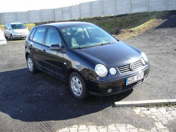Volkswagen Polo 1.2i12v, foto 1 Auto – moto , Automobily | spěcháto.cz - bazar, inzerce zdarma