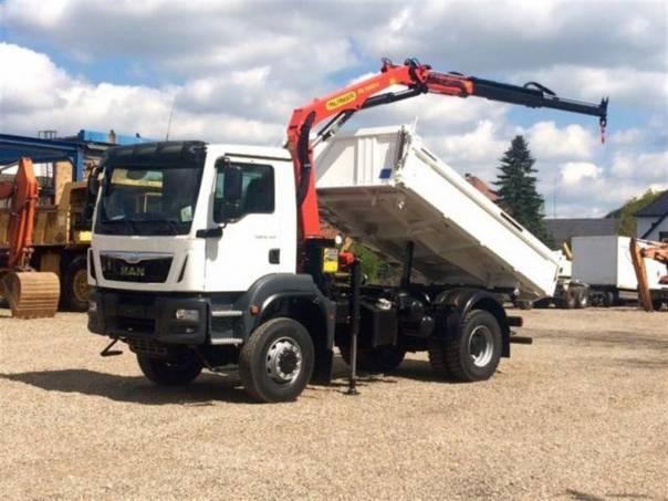 TGM 18.340, 4X4 BB + jeřáb, foto 1 Užitkové a nákladní vozy, Nad 7,5 t | spěcháto.cz - bazar, inzerce zdarma