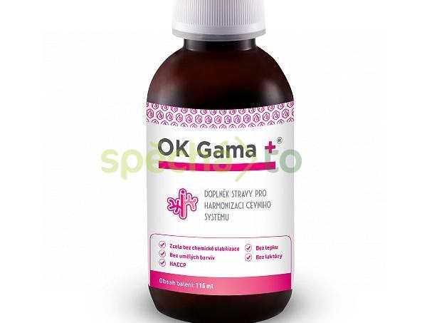 Produkt OK Gama+, foto 1 Móda a zdraví, Doplňky stravy | spěcháto.cz - bazar, inzerce zdarma