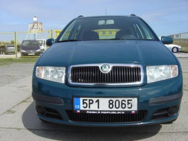 Škoda Fabia combi 1.4, foto 1 Auto – moto , Automobily | spěcháto.cz - bazar, inzerce zdarma