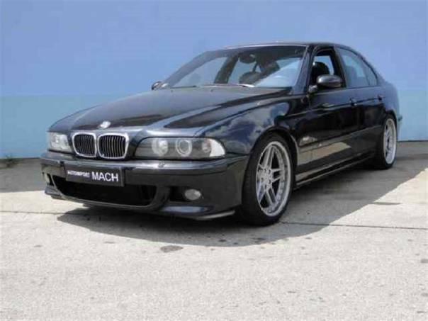 BMW M5 5,0 (E39), foto 1 Auto – moto , Automobily | spěcháto.cz - bazar, inzerce zdarma
