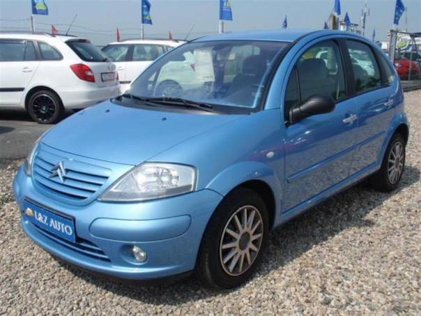 Citroën C3 1,4 EXCLUSIVE, foto 1 Auto – moto , Automobily | spěcháto.cz - bazar, inzerce zdarma