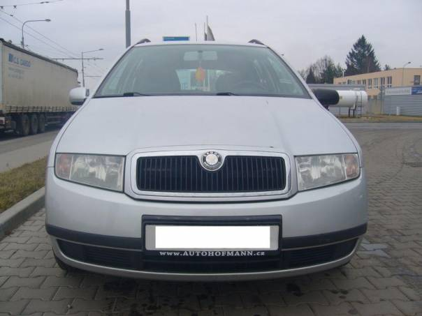 Škoda Fabia 1.4 16V Ambiente, foto 1 Auto – moto , Automobily | spěcháto.cz - bazar, inzerce zdarma