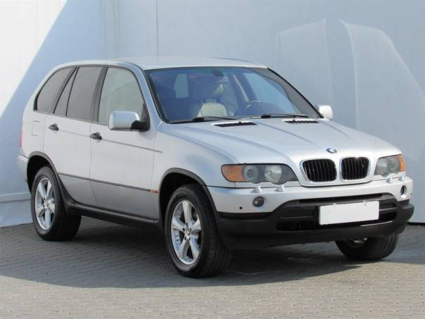 BMW X5  3.0 D, Serv.kniha, foto 1 Auto – moto , Automobily | spěcháto.cz - bazar, inzerce zdarma