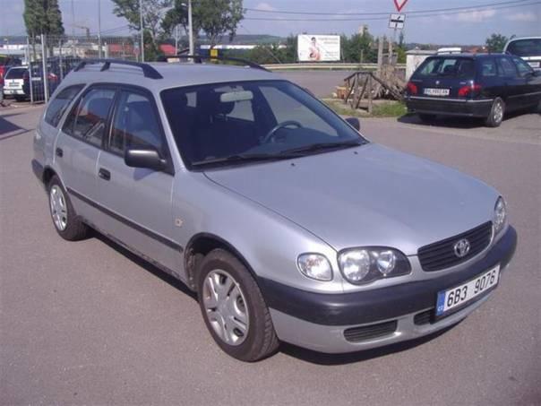 Toyota Corolla 1.4 KLIMA, foto 1 Auto – moto , Automobily | spěcháto.cz - bazar, inzerce zdarma