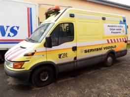 Iveco Daily Odtahové servisní vozidlo, speciál , Užitkové a nákladní vozy, Do 7,5 t    spěcháto.cz - bazar, inzerce zdarma