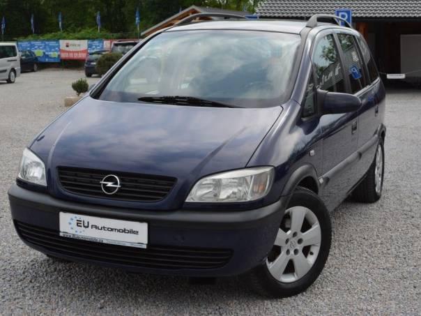 Opel Zafira 1.6 16V EKO zaplacen, foto 1 Auto – moto , Automobily | spěcháto.cz - bazar, inzerce zdarma